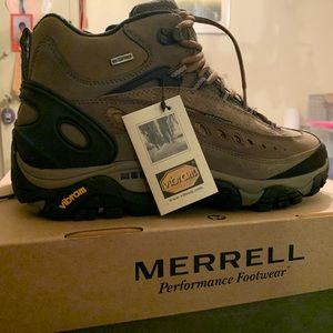 Waterproof Merrell Men's Mid hiking boot